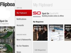 Flipboard and the future of content