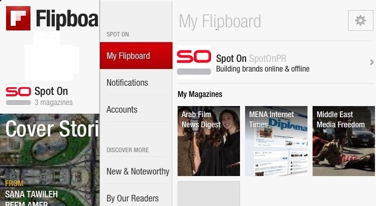 Spot On on Flipboard