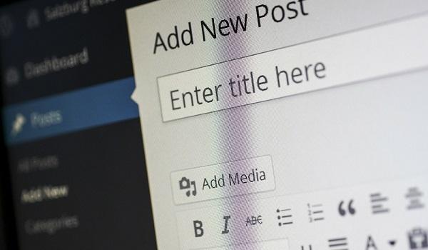 Website content planning